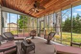 4506 Oak Hollow Drive, High Point, NC 27265 - Image 1: Stunning screen porch, great for morning quiet time or family gatherings.  Large deck is off of the screen porch.