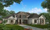 1205 Queensferry Road, Cary, NC 27511 - Image 1: Rear Elevation rendering