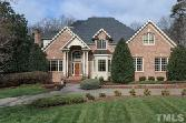 6333 Mountain Grove Lane, Wake Forest, NC 27587 - Image 1: Amazing custom-made door., Exterior Front