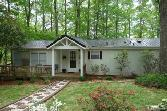 285 Kerr Lake Road, Henderson, NC 27537 - Image 1: Enjoy a cup of coffee on the front deck., Front deck