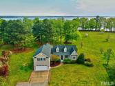 75 Long Grass Circle, Clarksville, VA 23927 - Image 1: Large Screened Porch has FANTASTIC Lake Views, Exterior Back