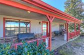 20530 E 430 Road, Claremore, OK 74017 - Image 1: Main home with spacious front porch