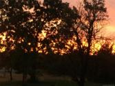McBride Circle, Kingston, OK 73439 - Image 1: Sunset view from this parcel! WOW!