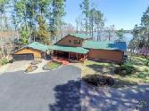 604 Boiler Pt., Scroggins, TX 75480 - Image 1: Breathtaking vistas of open water on Lake Cypress Springs.