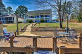 103 Walker Point, Seneca, SC 29672 - Image 1: Trex low maintenance deck connects dock and yard. Street light poles!