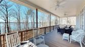 12 Muskhogean Drive, Fair Play, SC 29643 - Image 1: Great views from the deck with spans the width of the house.