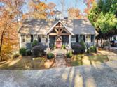211 Rock Creek Road, Anderson, SC 29625 - Image 1: Distinctive Craftsman-Style Waterfront Home